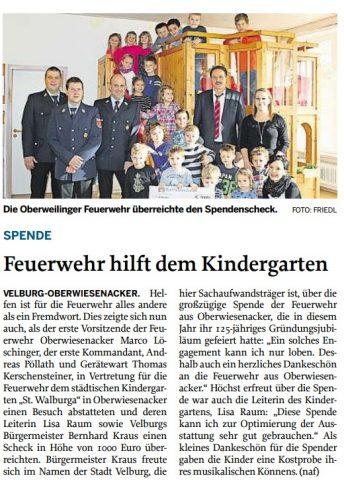 125Jahre_FFOWA_SpendeKindergarten
